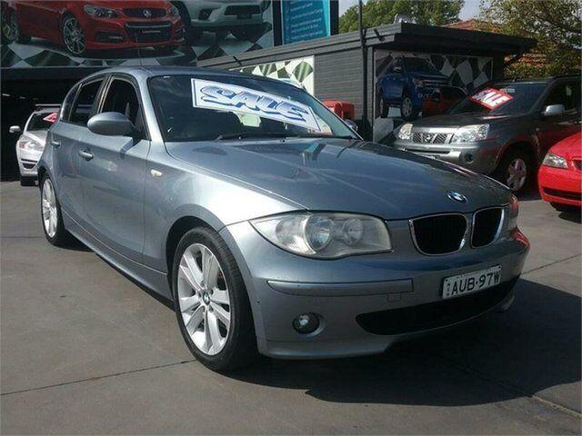 2005 BMW 120i E87 Grey 6 Speed Manual Hatchback   Cars, Vans & Utes ...
