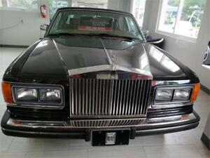1984 ROLLS ROYCE SILVER SPUR ** Showroom CONDITION! **