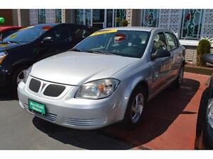 2008 Pontiac G5  with ONE YEAR WARRANTY