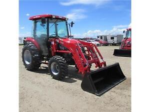 New TYM T454 - 46 HP Ranch Tractor w/Cab & Front Loader Edmonton Edmonton Area image 18