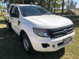 2013 Ford Ranger White Manual Ayr Burdekin Area Preview
