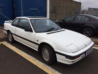 Classic 1988 Honda Prelude EXi 4WS 2.0 Manual in Very Good Condition