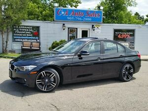 2012 BMW 3 Series 320i TAKE A LOOK AT THIS BABY! YOUR APPROVED