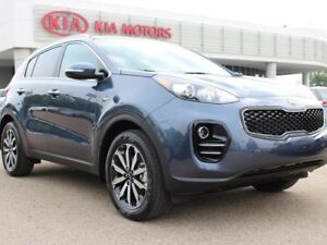 2018 Kia Sportage EX AWD, HEATED WHEEL, HEATED SEATS, BACKUP CAM