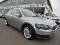 2007 Volvo C30 1.6 SE 3dr 3 door Hatchback