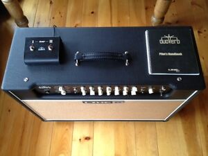 DUOVERB 2x12 AMP by Line 6 Peterborough Peterborough Area image 2