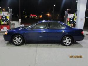 2003 ACURA 3.2 TL PREMIUM PACKAGE WITH ONLY 148000KMS..MINT!