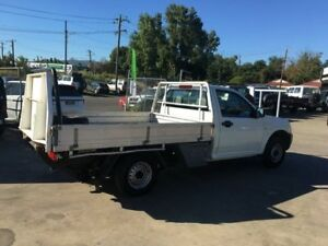 2005 Holden Rodeo RA MY05.5 Upgrade DX 5 Speed Manual Cab Chassis