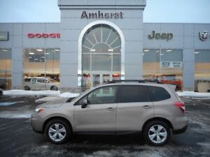 2014 Subaru Forester TOURING AWD, MANUAL, SUNROOF ONLY $130* Bi-