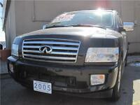 2005 Infiniti QX56  • 155,000 KM • | LOADED! |