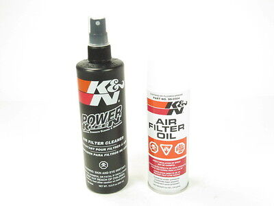 Kit K And N Filters (K&N Recharger Air Intake Filter Cleaning Kit Cleaner & Spray Oil 99-5000 NEW )