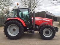 2010 Massey Ferguson 6480 Tier-III Dyna-6