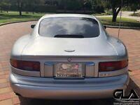 Miniature 19 Voiture Européenne d'occasion Aston Martin DB7 1998