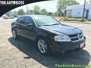 2014 Dodge Avenger SXT CERTIFIED! ACCIDENT FREE! WARRANTY!