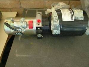 24 volt Hydraulic pump with tank Flaxton Maroochydore Area Preview