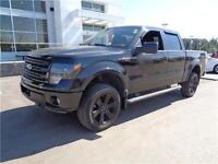 ** 2014 ** FORD ** F-150 ** FX-4 ** SUPERCREW ** ONLY 9,120 KM *