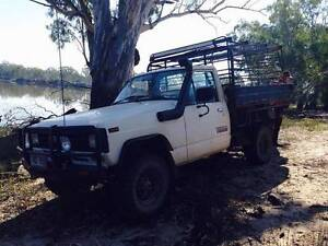 1987 Nissan Patrol Other Morgan Mid Murray Preview