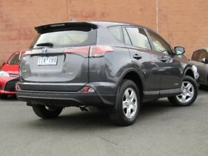 2016 Toyota RAV4 ALA49R GX AWD Grey 6 Speed Manual Wagon