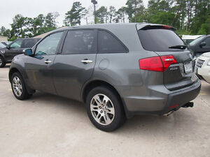 2007 Acura MDX SUV - Safety + E-test, Slightly negotiable !!!!