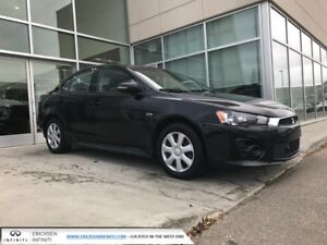 2016 Mitsubishi Lancer ES/HEATED SEATS/ACCIDENT FREE/BLUETOOTH