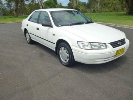 1998 Toyota Camry SXV20R CSi White 5 Speed Manual Sedan Ballina Ballina Area Preview