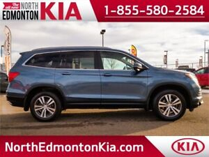 2016 Honda Pilot EX-L  **LEATHER-SUNROOF**