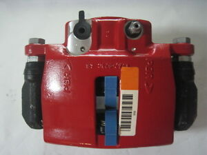 NEW-FORD-FALCON-AU-REAR-LH-BRAKE-CALIPER-RED-XR6-XR8-WITH-PADS-PBR-B821-055