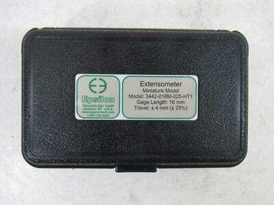Epsilon Extensometer 3442-016M-025-HT1 - $999.99