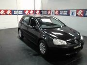 2005 Volkswagen Golf 1K 2.0 FSI Comfortline Black 6 Speed Manual Hatchback Cardiff Lake Macquarie Area Preview
