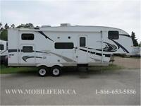 **EXCELLENT SHAPE! **2 BUNKS! **FAMILY FIFTH WHEEL FOR SALE!