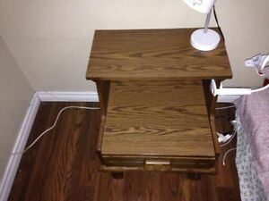 TWO Nightstands (price for pair)