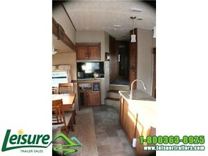 2014 Palomino Sabre Silhouette Select 315RLTS Windsor Region Ontario image 12