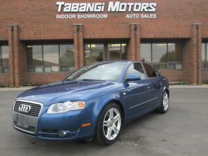 2008 Audi A4 2.0T | LEATHER | SUNROOF |
