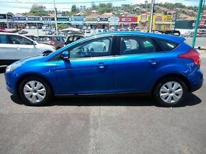 2015 Ford Focus LW MK2 MY14 Ambiente Blue 6 Speed Automatic Hatchback Mount Gravatt Brisbane South East Preview