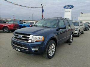 2015 Ford Expedition LIMITED, LEATHER, MOONROOF, SEATS 8
