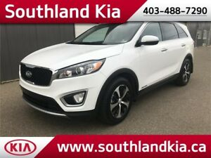 2017 Kia Sorento EX V6 w/LEATHER