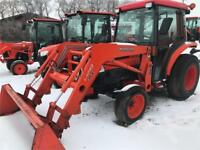 Kubota L3430 Tractor and Loader Brandon Brandon Area Preview