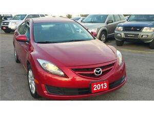 """2013 Mazda Mazda6 GS""""4 CYL"""" CHEAP CHEAP"""