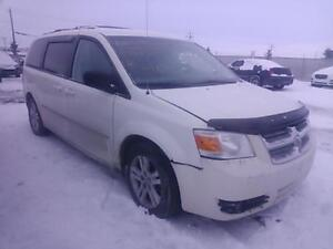 2008 Dodge Caravan 3.8L Parts Outing
