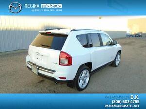 2013 Jeep Compass Limited Regina Regina Area image 5