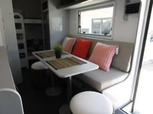 20ft Transforma Sleeps 5 - Budget Layout Family Van (Solar, Batteries) Wattleup Cockburn Area Preview