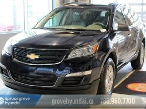 2017 Chevrolet Traverse LS- 4WD 8 PASSENGER V6 BACK UP CAMERA &