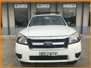 2010 Ford Ranger PK XL Hi-Rider White 5 Speed Manual Utility Prospect Blacktown Area Preview