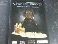 GAME OF THRONES PUZZLE OF KING'S LANDING