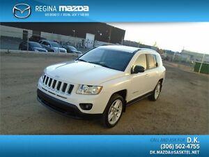 2013 Jeep Compass Limited Regina Regina Area image 3