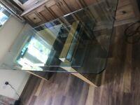 Italian mirrored desk