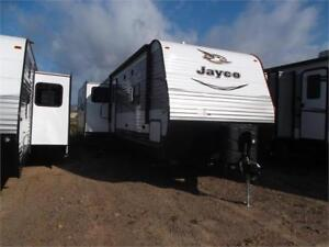 OVER $7000 OFF! 2017 JAYCO Jay Flight 34RSBS travel trailer
