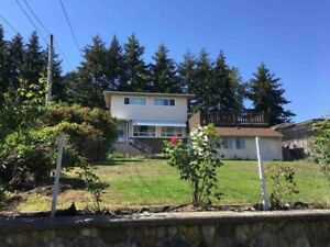 House for rent in New Westminster close to 22nd Skytrain Station