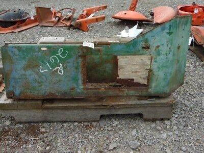 John Deere 5020 Tractor Right Tool Box Panel Tag 2617