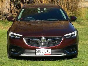 2018 Holden Calais ZB MY18 V Tourer AWD Red 9 Speed Sports Automatic Wagon Littlehampton Mount Barker Area Preview
